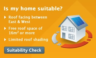 Is my home suitable for solar PV?